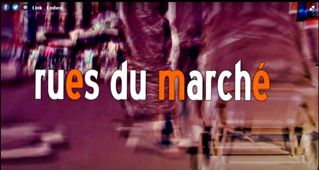 Rues du Marche